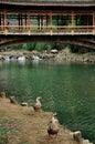 Old Bridge In China
