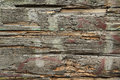 Old broken wooden planks background abstract Stock Photography