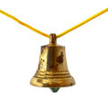 Old bronze bell Stock Photo