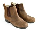 Old Brown Boots Royalty Free Stock Photo