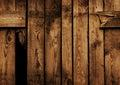 Viejo marrón madera