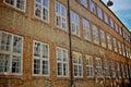 Old building in denmark copenhagen Stock Images