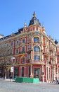 Old building in the neo renaissance style in kyiv the hotel renaissance kyiv kyiv ukraine built Stock Photo