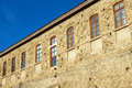 Old building seen in Chania, Crete Royalty Free Stock Photos