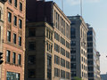 Old Buildings Tremont Street Boston Royalty Free Stock Photos