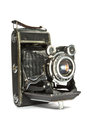 Old camera Royalty Free Stock Photos