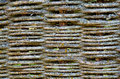 Old cane background wicker texture Royalty Free Stock Photos