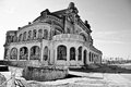 The Old casino in Constanta, Romania Royalty Free Stock Images