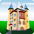 Old castle Royalty Free Stock Photo