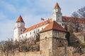 Old Castle in Bratislava