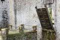 Old castle bridge Royalty Free Stock Photo