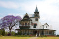 Old castle monument in Pretoria Royalty Free Stock Photo