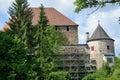 Old castle Puernstein - austria