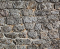 Old castle stone wall Royalty Free Stock Photo