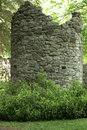 Old castle turret of Scone Castle Royalty Free Stock Photo
