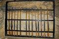 Old catacombs odessa ukraine xviii xx century Stock Photo