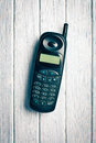 Old cell phone Royalty Free Stock Images