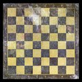 Old chessboard