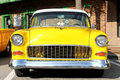 Old Chevrolet Car Royalty Free Stock Photo