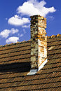 Old chimney Stock Photography