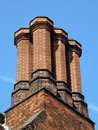 Old Chimney Stack Royalty Free Stock Photo