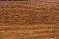 Old Chipped and Broken Brick Wall Royalty Free Stock Photo