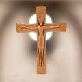 Old Christian Altar Cross