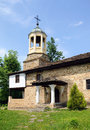 Old church in bozhentsi village bulgaria Royalty Free Stock Photography