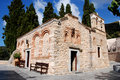 Old Church in Crete Royalty Free Stock Image