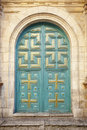 Old Church Doorway Royalty Free Stock Photo