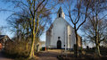 Old church in Durgerdam Royalty Free Stock Photo