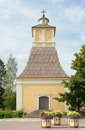 Old church Finland Stock Photography