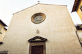 Old church in Florence, Tuscany, Italy Royalty Free Stock Photo