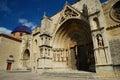 Old church of Morella