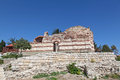 Old church nessebar bulgaria unesco world heritage site Stock Photography