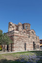 Old church nessebar bulgaria unesco world heritage site Royalty Free Stock Photo