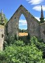 Old Church Window Royalty Free Stock Photo