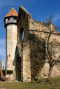 Old cistercian church in Carta, Transylvania Royalty Free Stock Photos