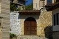 Old city, Berati, Albania Royalty Free Stock Photo