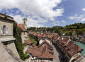 Old city of Bern Royalty Free Stock Photo