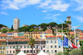 Old city, Cannes, France Royalty Free Stock Photo