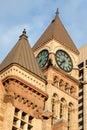 Old City Hall of Toronto Royalty Free Stock Photos