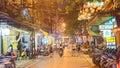 Old City of Hanoi Royalty Free Stock Photo