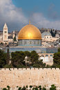 Old City of Jerusalem Royalty Free Stock Photo