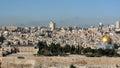 Old City of Jerusalem Royalty Free Stock Photo