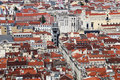 Old city of Lisbon, Portugal Royalty Free Stock Photography
