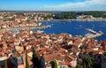 Old city of Rovinj