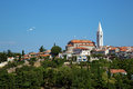 Old city of vrsar croatia Stock Photos
