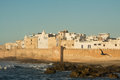Old city walls of Essaouira Stock Photo
