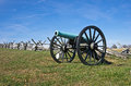Old Civil War Cannon Royalty Free Stock Photo
